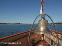 Озеро Кимзее в Баварии Германия достопримечательности