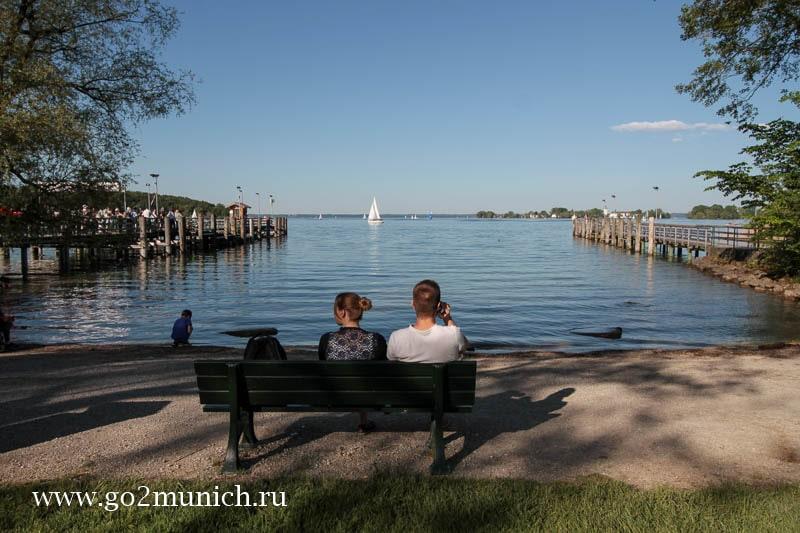 Озеро Кимзее отзывы туристов