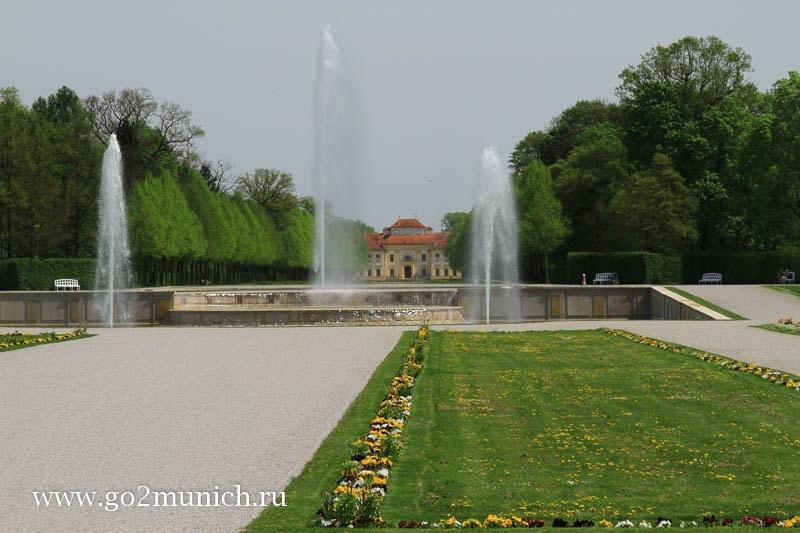 Парк Мюнхен Шляйсхайм