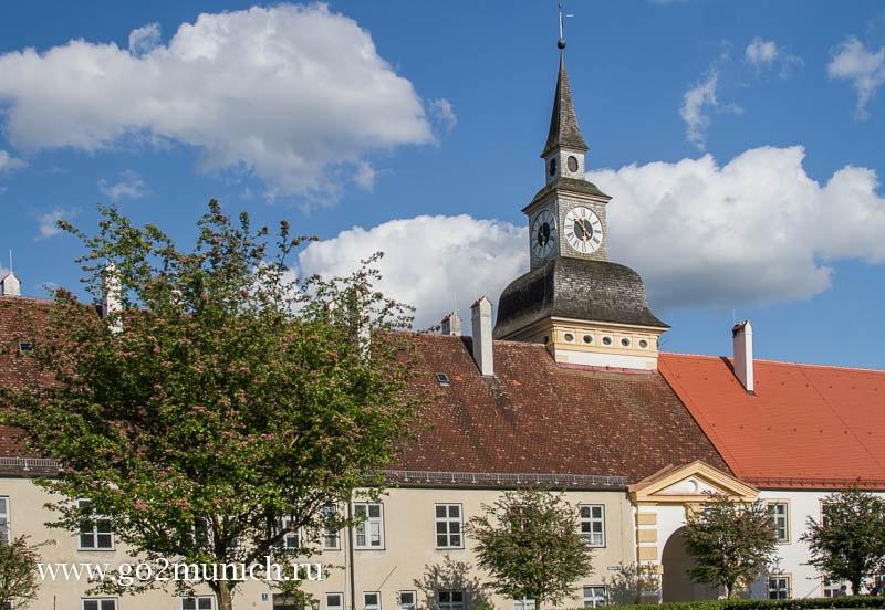 Старый дворец Шляйсхайм