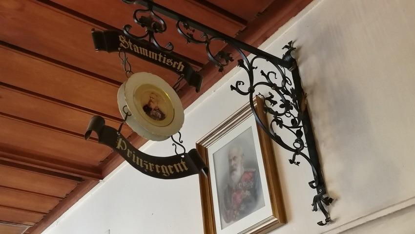 Хофбройхаус ресторан Мюнхен стол постоянных посетителей