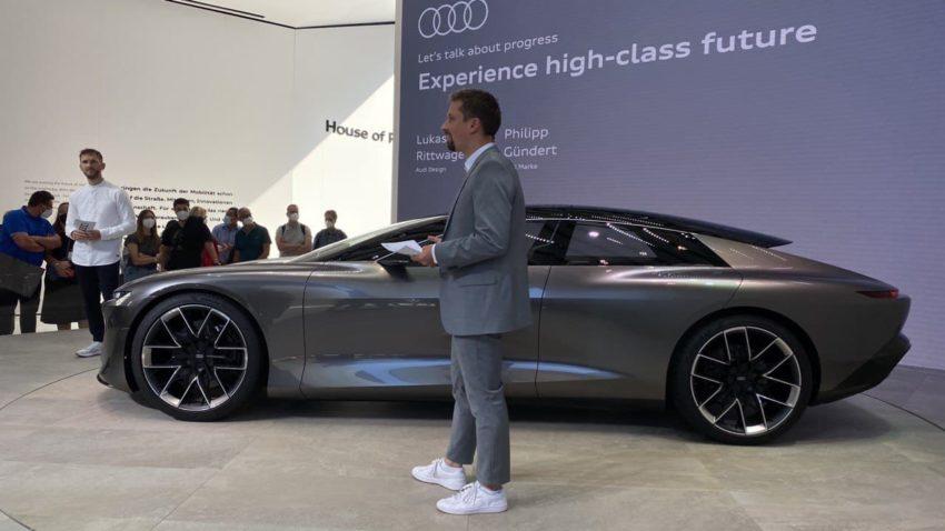 Новинки авто 2021 года в Мюнхене на автосалоне IAA Mobility