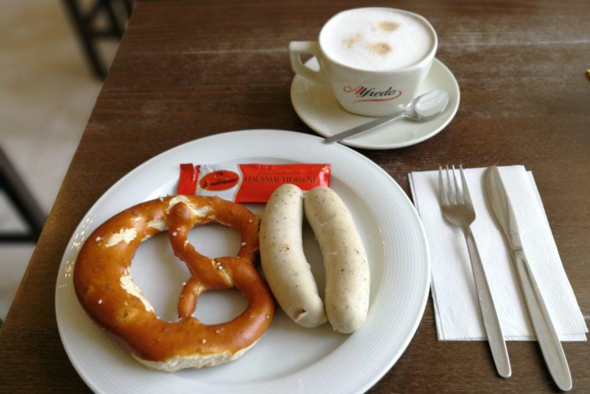 Мюнхенские белые колбаски
