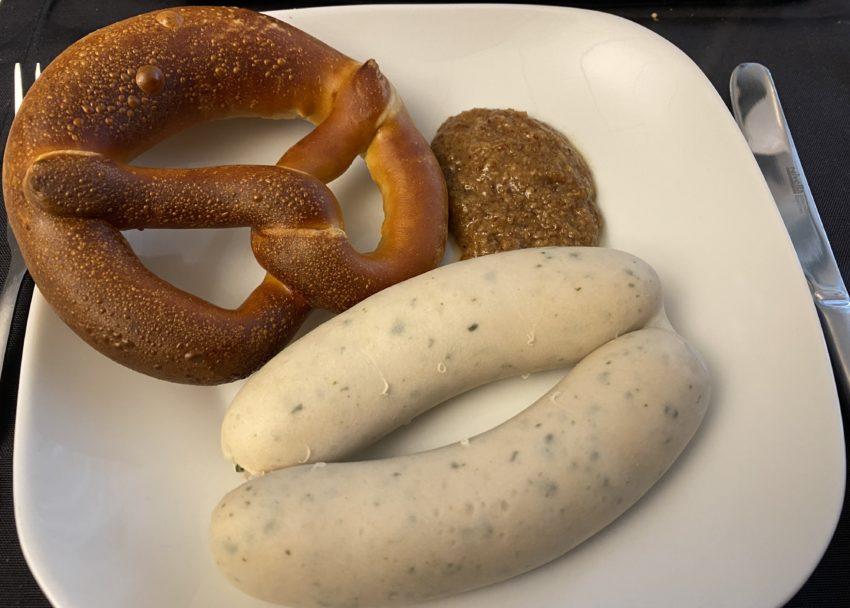 Мюнхенские белые колбаски как приготовить