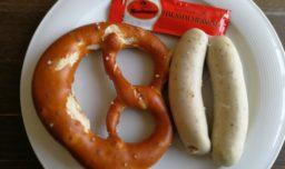Мюнхенские колбаски белые