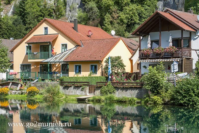 Что посмотреть в Баварии летом
