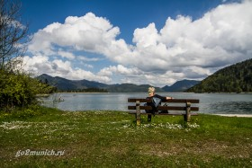 Отдых на озерах Германии