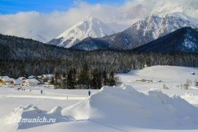 Зельден_Австрия