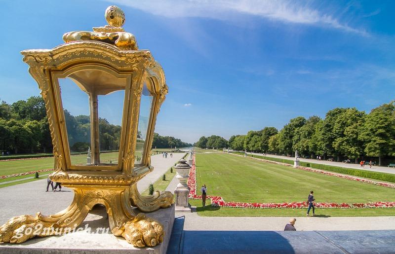 Дворец Нимфенбург в Мюнхене как добраться