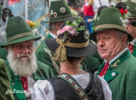 Октоберфест в этом году будет в Мюнхене