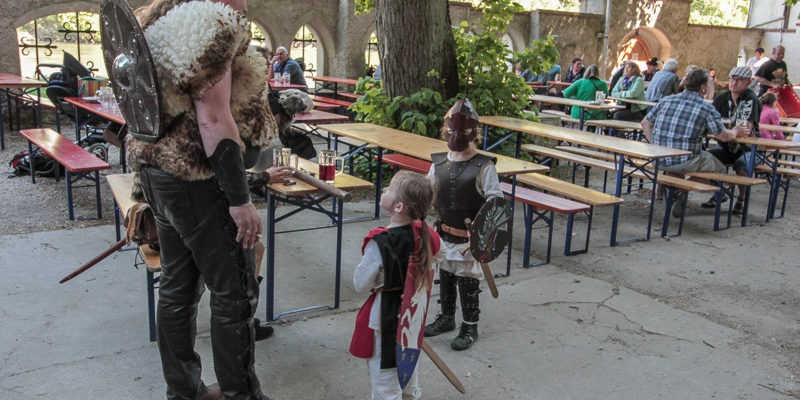Мюнхен достопримечательности для детей