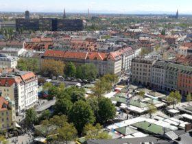 Рынки Мюнхена