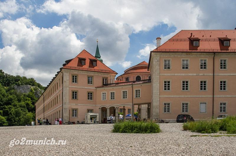 Монастырь Вельтенбург в Баварии
