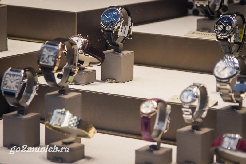 Купить часы в Мюнхене