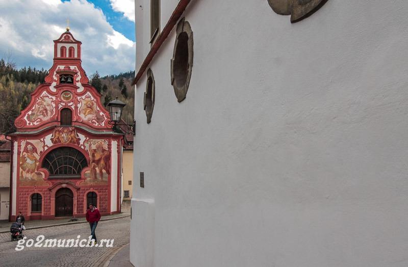 Бавария Фюссен
