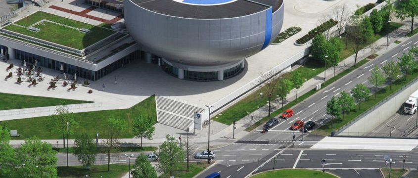Экскурсия на завод БМВ в Мюнхен