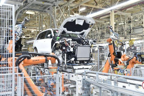 Где находится завод БМВ в Германии