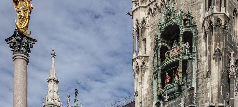 Новая Ратуша Мюнхен