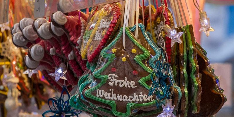 Рождество в Мюнхене